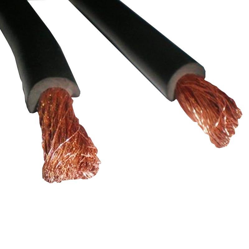 是适用于电焊机二次侧接线及连接电焊钳的专用电缆